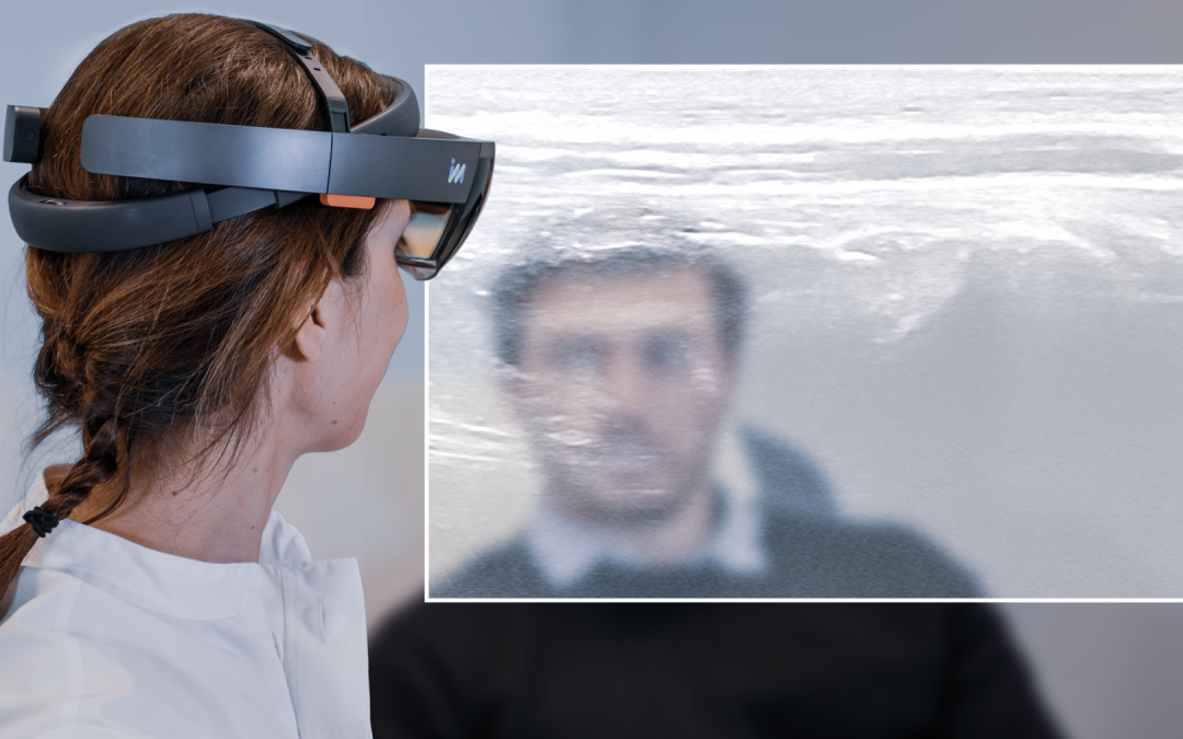 SonoEyes – mixed-reality ultrasound