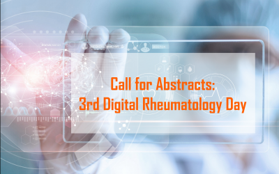 Call for Abstracts – 3rd Digital Rheumatology Day