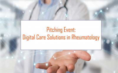 Pitching Event – Digital Care Solutions in Rheumatology